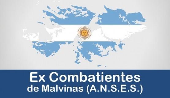 Ex Combatientes de Malvinas (ANSES)
