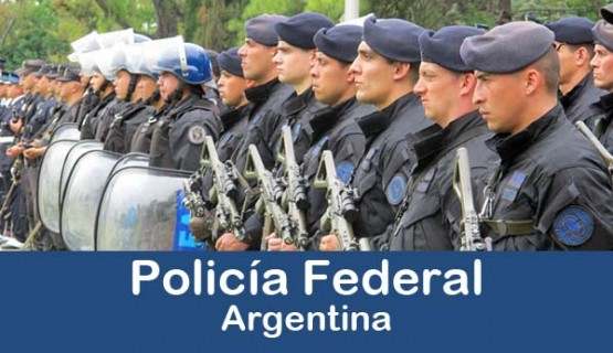 Retirados de Policía Federal Argentina