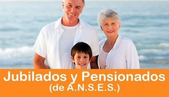 Jubilados y Pensionados (ANSES)